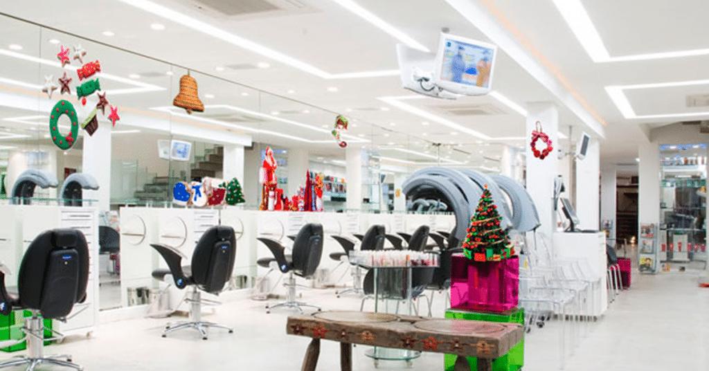 Decoração de Natal para salão de beleza: prepare-se para as festas de final do ano