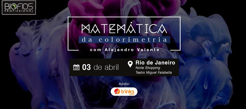 Workshop Colorimetria com Alejandro Valente
