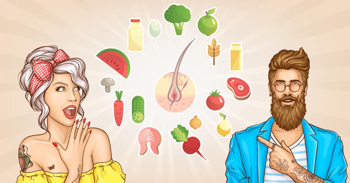 alimentos-que-ajudam-na-queda-de-cabelo